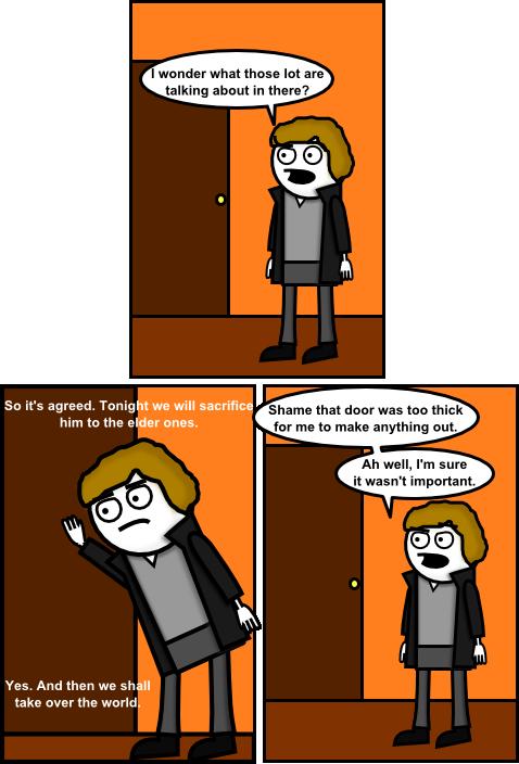 Stupid Doors
